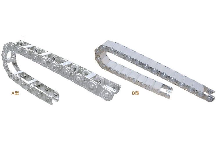 TLG75型钢制拖链